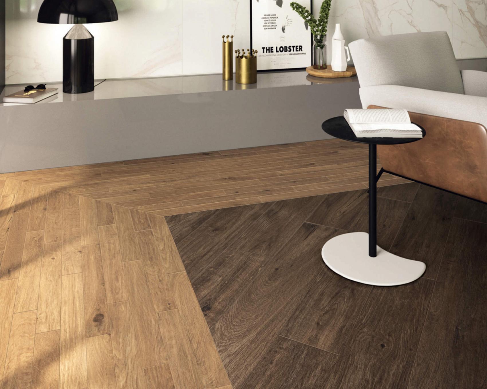 Vendita pavimenti gres porcellanato effetto legno a Brescia
