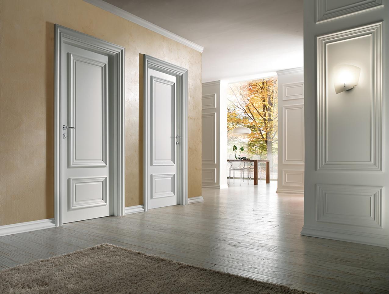 Vendita porte e pavimenti in laminato a Brescia